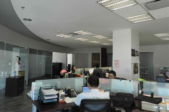 Construcci n y acondicionamiento de oficinas corporativas for Construccion oficinas